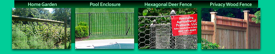 Home Garden, Pool Enclosure, Hexagonal Deer Fence, Privacy Wood Fence