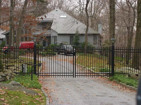 Professionally Installed Driveway Gates & Grates in CT