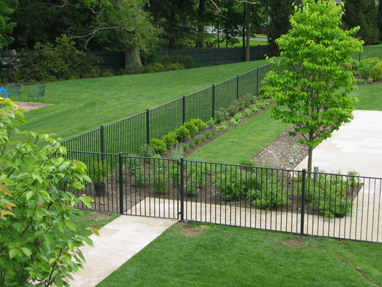 Professionally Installed Residential Pool Fencing in CT