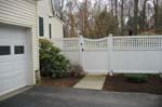Residential Wood Fencing in CT